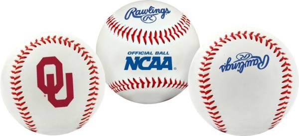 Rawlings Oklahoma Sooners Logo Baseball product image