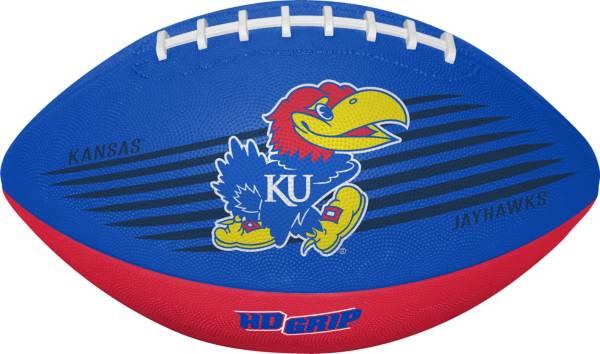Rawlings Kansas Jayhawks Grip Tek Youth Football product image
