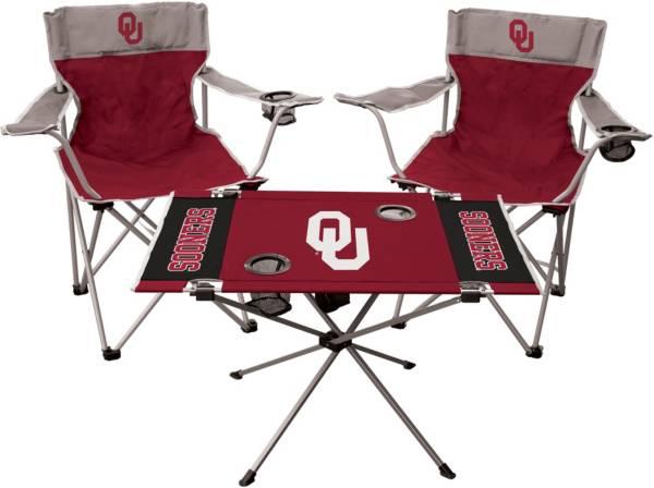 Rawlings Oklahoma Sooners 3-Piece Tailgate Kit product image