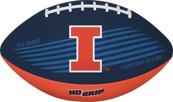 Rawlings Illinois Fighting Illini Grip Tek Youth Football product image