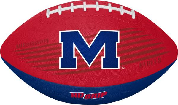 Rawlings Ole Miss Rebels Grip Tek Youth Football product image