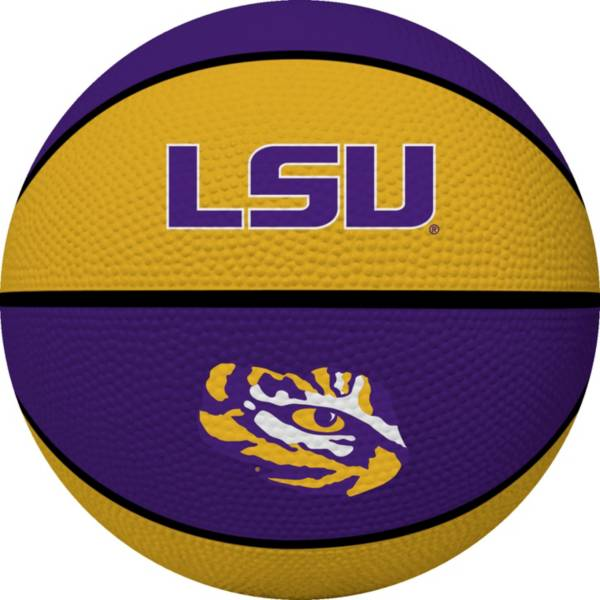 Rawlings LSU Tigers Full-Size Crossover Basketball product image