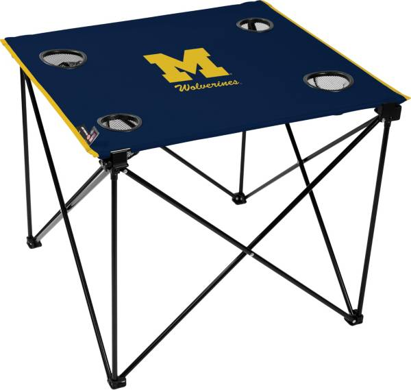 Rawlings Michigan Wolverines Deluxe TLG8 Table product image