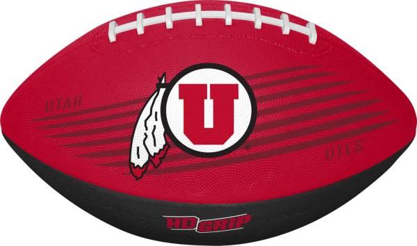 Rawlings Utah Utes Grip Tek Youth Football product image