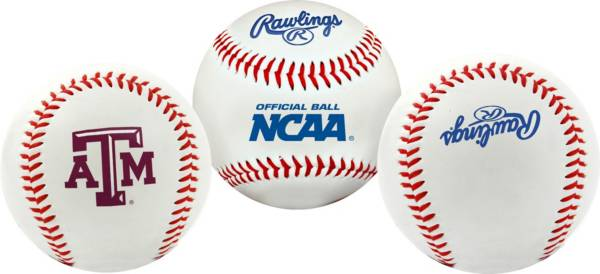 Rawlings Texas A&M Aggies Logo Baseball product image