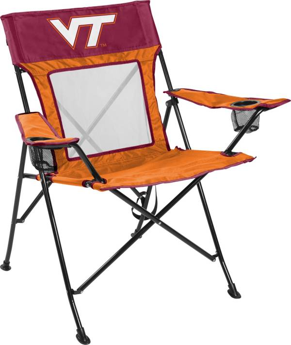 Rawlings Virginia Tech Hokies Game Changer Chair product image