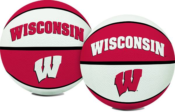 Rawlings Wisconsin Badgers Crossover Full-Size Basketball product image