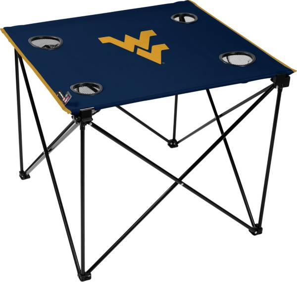 Rawlings West Virginia Mountaineers Deluxe TLG8 Table product image