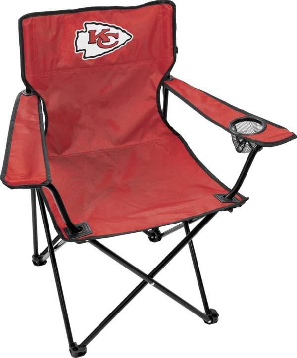 Rawlings Kansas City Chiefs Game Day Elite Quad Chair product image