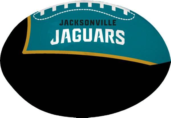 "Rawlings Jacksonville Jaguars Quick Toss 4"" Softee Football product image"