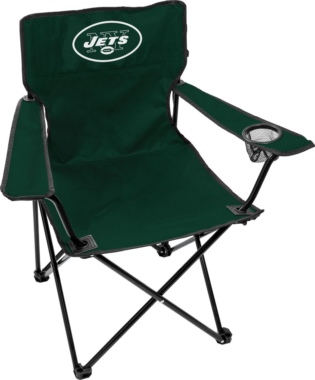 Superb Rawlings New York Jets Game Day Elite Quad Chair Beatyapartments Chair Design Images Beatyapartmentscom