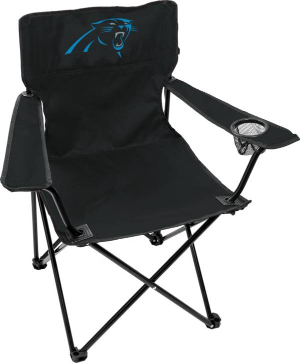 Rawlings Carolina Panthers Game Day Elite Quad Chair product image