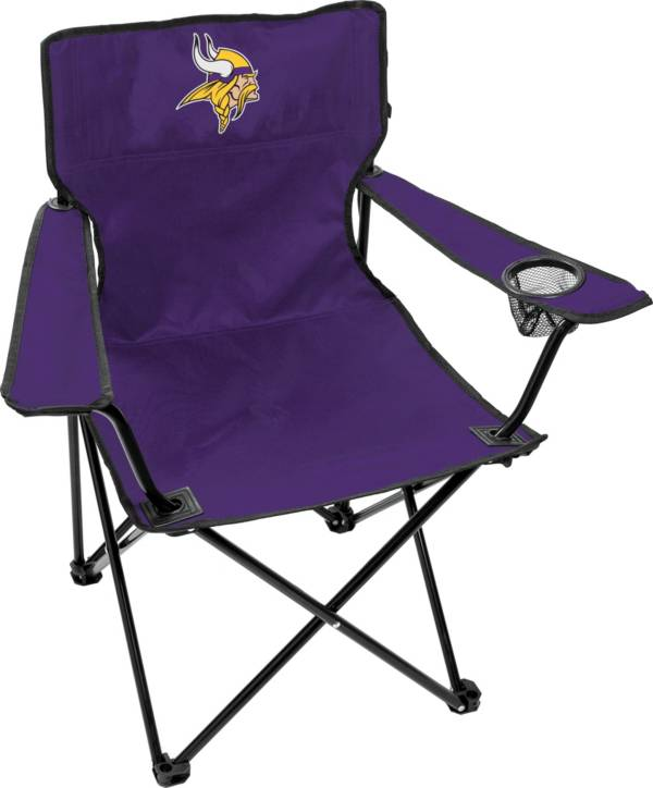Rawlings Minnesota Vikings Game Day Elite Quad Chair product image