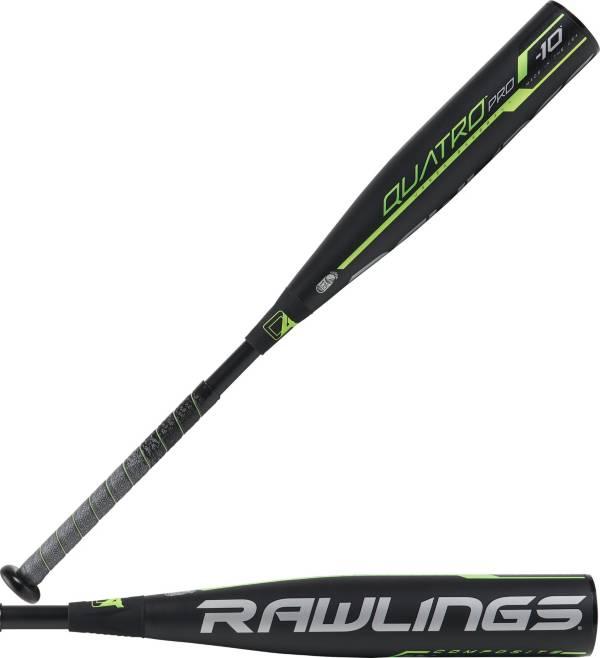 "Rawlings Quatro Pro 2¾"" USSSA Bat 2019 (-10) product image"