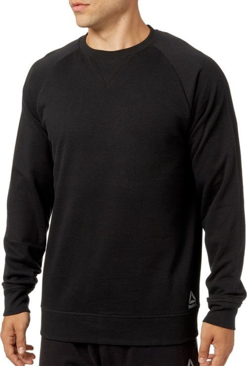 2e9c81b95 Reebok Men s Cotton Fleece Crewneck Sweatshirt. noImageFound. Previous