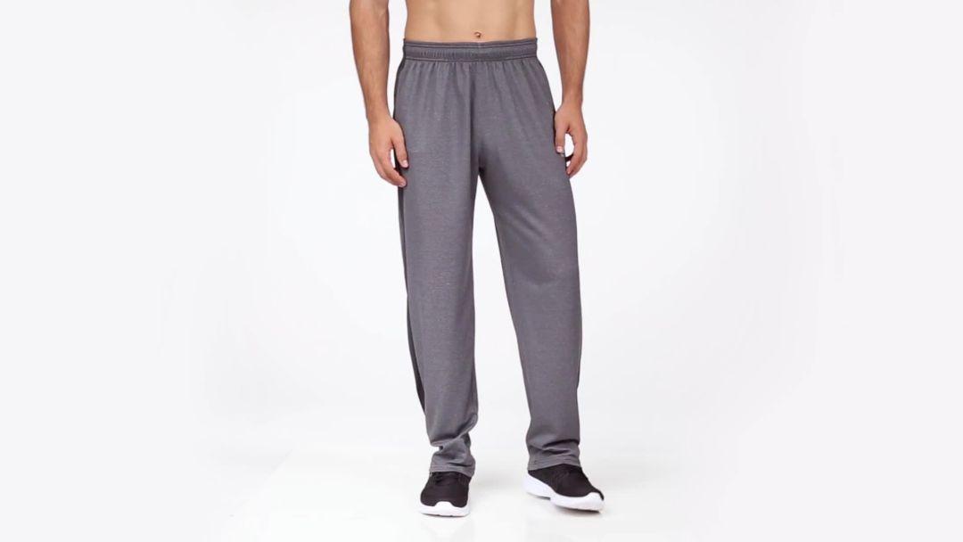 1b7daba4bb45a Reebok Men's Mesh Knit Pants