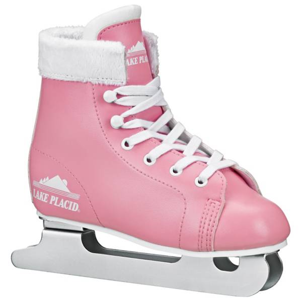 Lake Placid Girls' Star Glide Double Runner Ice Skate product image