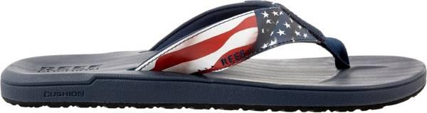 Reef Men's Contoured Cushion Americana Sandals product image