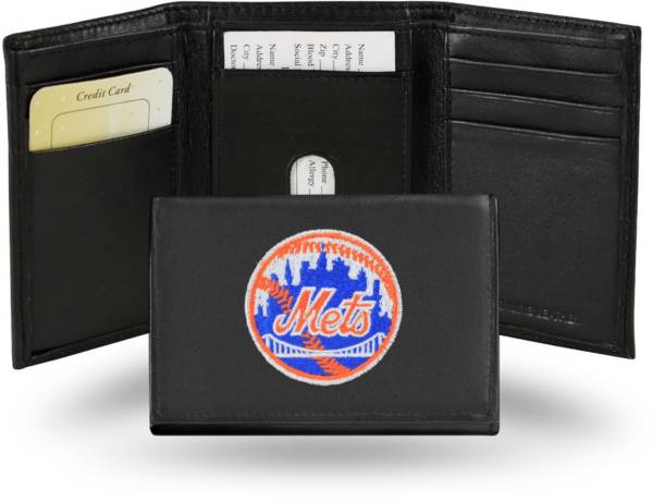 Rico New York Mets Embroidered Trifold Wallet product image