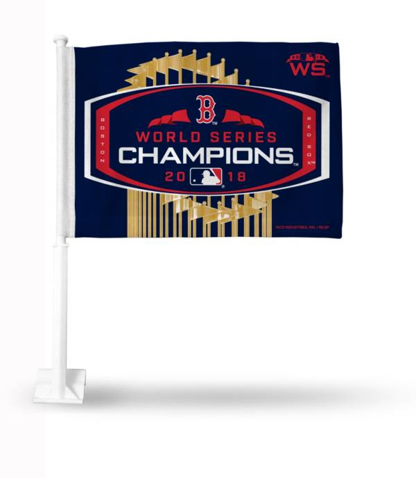 Rico 2018 World Series Champions Boston Red Sox Car Flag product image