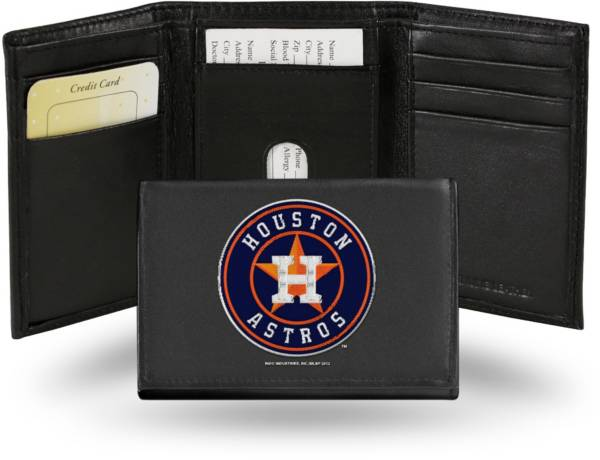 Rico Houston Astros Embroidered Trifold Wallet product image