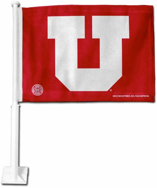 Rico Utah Utes Car Flag product image