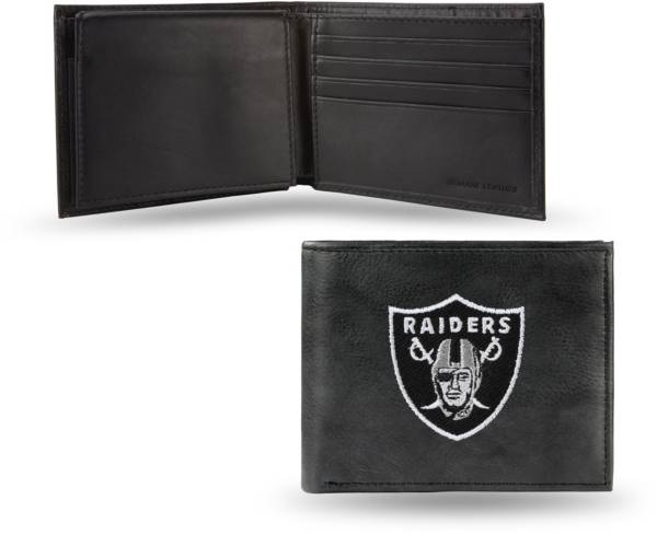 Rico Las Vegas Raiders Embroidered Billfold Wallet product image