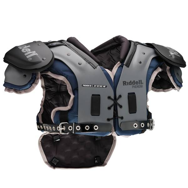 Riddell Phenom Skilled Football Shoulder Pads product image