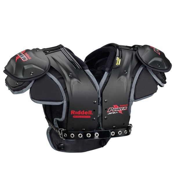 Riddell Junior Power JPK+ All-Purpose Football Shoulder Pads product image