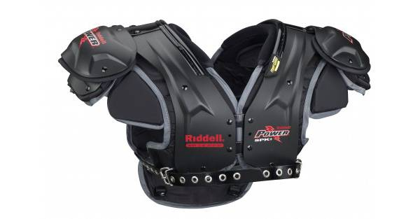 Riddell Power SPK+ QB/WR Football Shoulder Pads product image