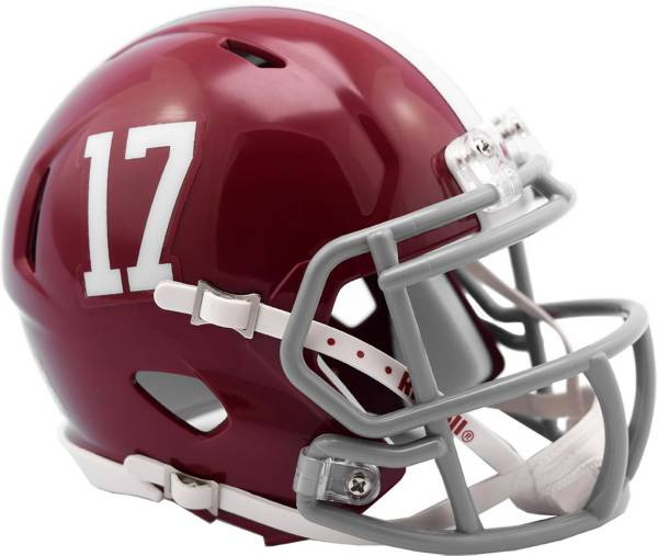 Riddell Alabama Crimson Tide Speed Mini Football Helmet product image