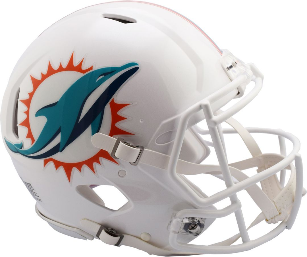 2ae02780 Riddell Miami Dolphins Speed Authentic Football Helmet