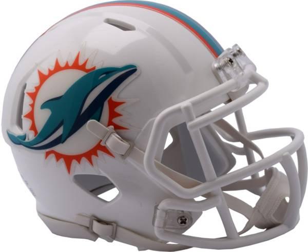 Riddell Miami Dolphins Speed Mini Football Helmet product image
