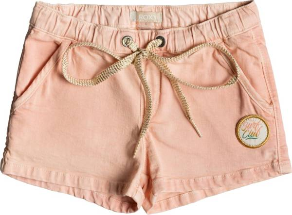 Roxy Girls' Donuts Time Denim Shorts product image
