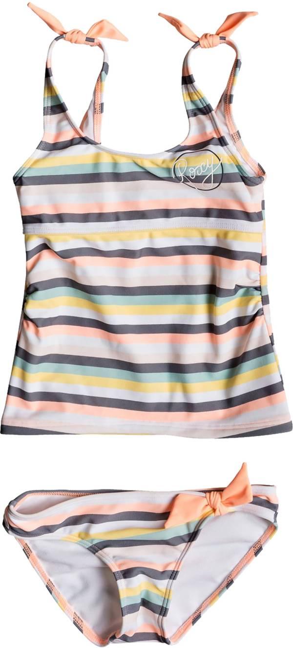 Roxy Girls' Lets Go Surfing Tankini Set product image