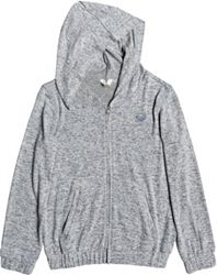 Roxy Girls' Rainbow Moon Full Zip Hoodie