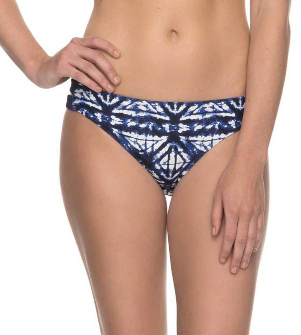 Roxy Women's Fitness 70s Bikini Bottoms product image