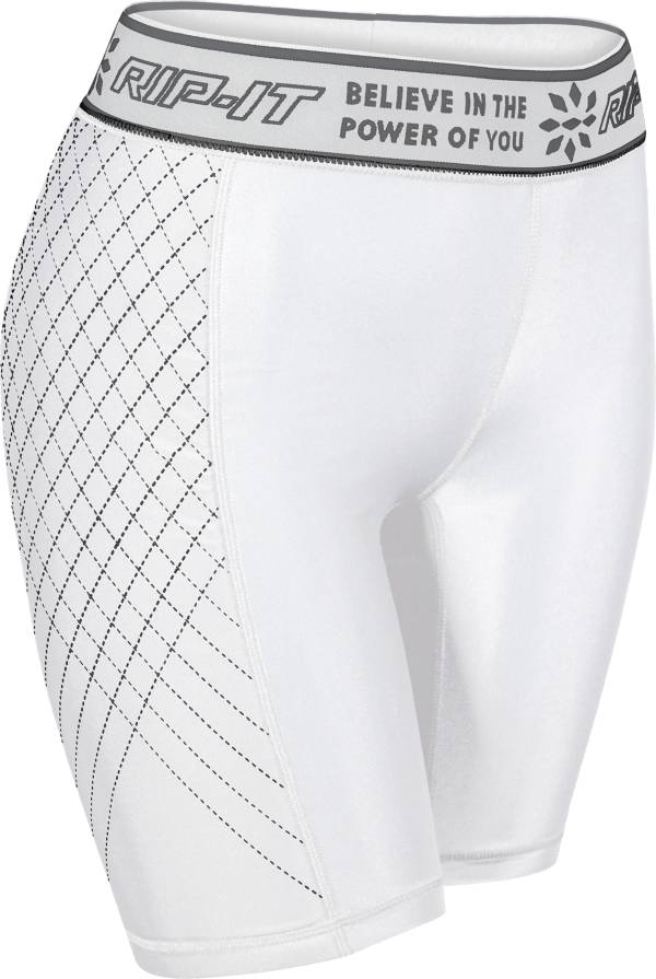 RIP-IT Girls' Period-Protection Softball Sliding Shorts Pro product image