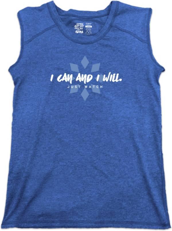 RIP-IT Girls' Cutoff Softball Shirt product image