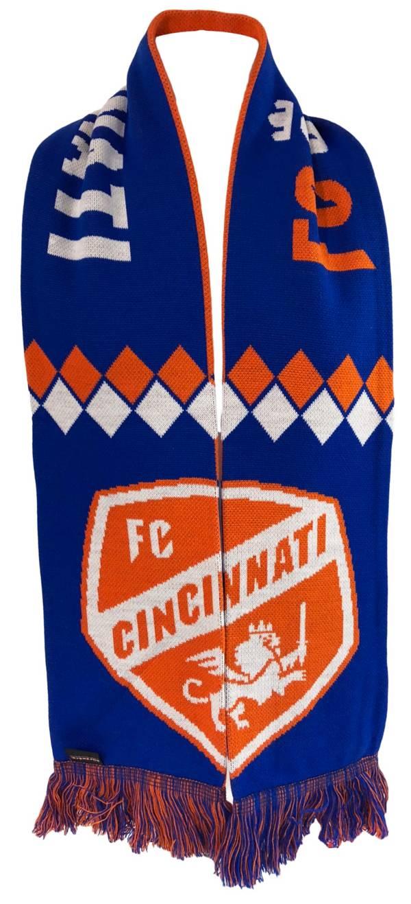 Ruffneck Scarves FC Cincinnati Diamond Scarf product image
