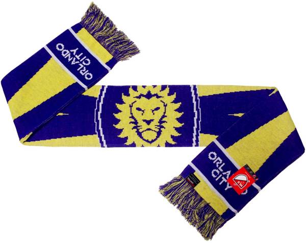 Ruffneck Scarves Orlando City Lion Scarf product image