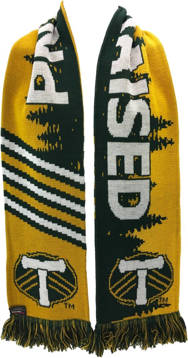 Ruffneck Scarves Portland Timbers PNW Raised Scarf product image