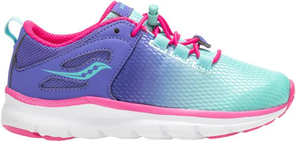 Saucony Kids' Preschool Fusion Running Shoes product image