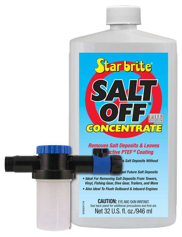 Star brite Salt Off Concentrate Kit with Applicator product image