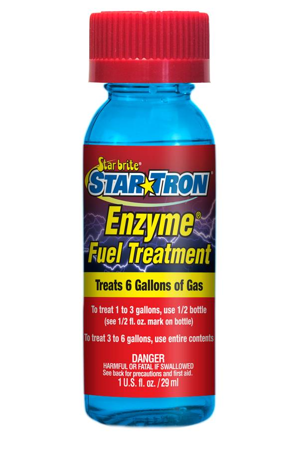 Star brite Star Tron Enzyme Fuel Treatment Small Engine Formula product image