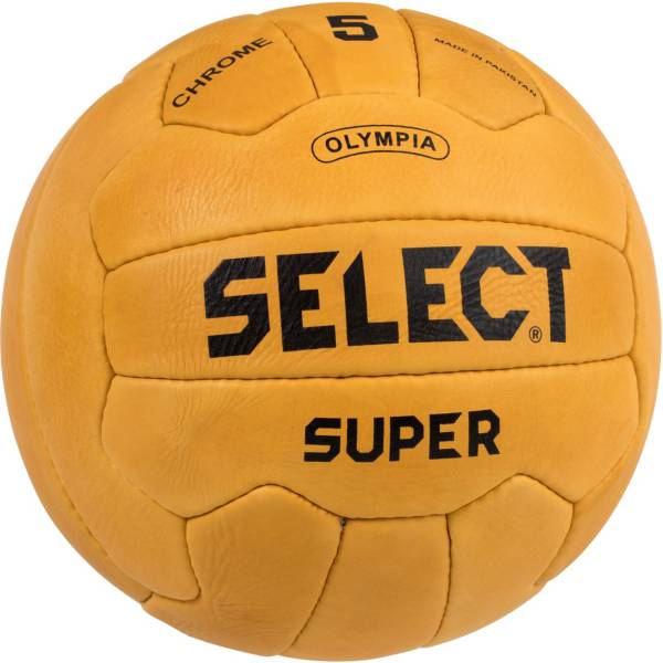 Select Super 1950 Leather Soccer Ball product image