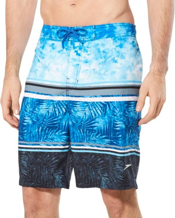 Speedo Men's Washed Stripe Board Shorts product image