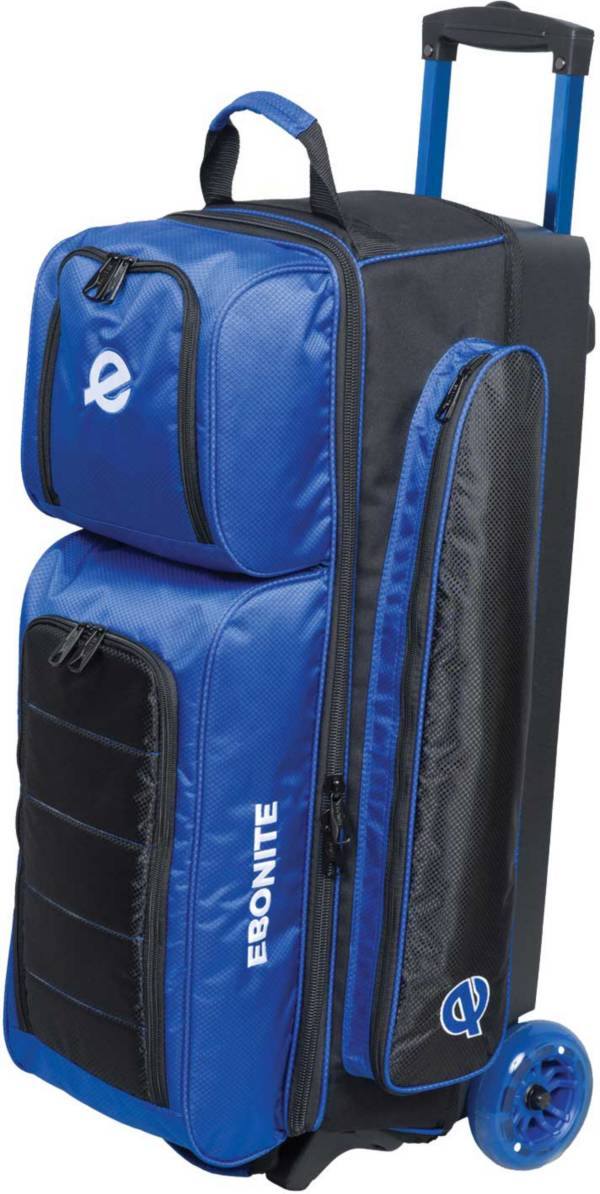 Ebonite Eclipse Triple Roller Bowling Bag product image