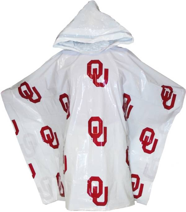 Sport Images Oklahoma Sooners Storm Dud Rain Poncho product image