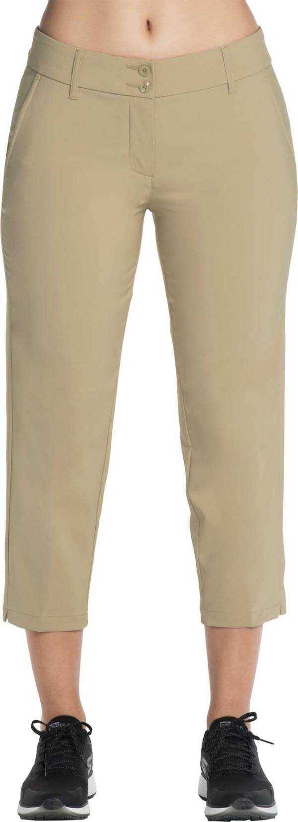 Skechers Women's Go Golf High Side Crop Golf Pants product image